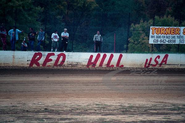 Red Hill Raceway (IL) 10/15