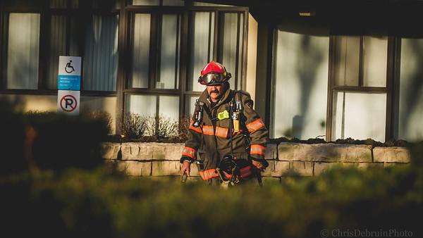 Brampton, ON - Working Fire - 8 Silver Maple Court - December 6, 2020