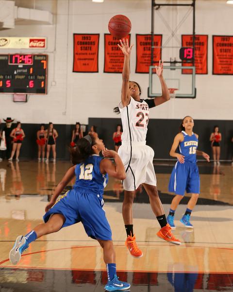 2014-2015 Womens Basketball