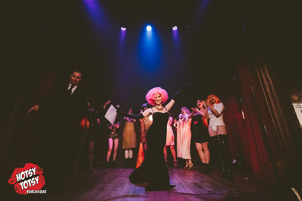 A Hotsy Totsy Burlesque tribute to Stanley Kubrick