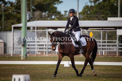 Bundaberg Country Dressage Comp June 2018