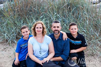 Emily & Matt {family session}