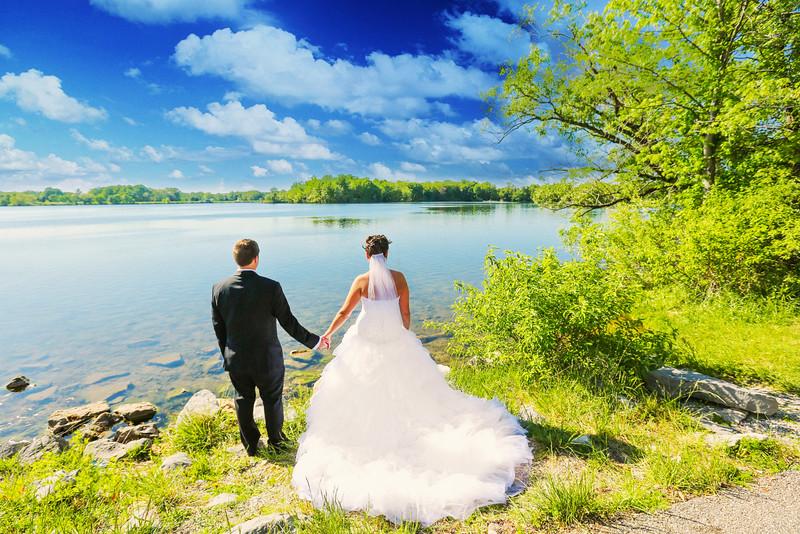 Melissa & Tim Wedding