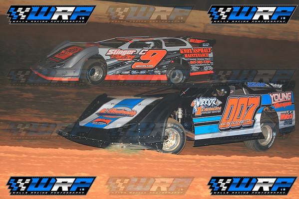 Smoky Mountain Speedway Sportsman & Street Stock Big Daddy 500 6/18/16