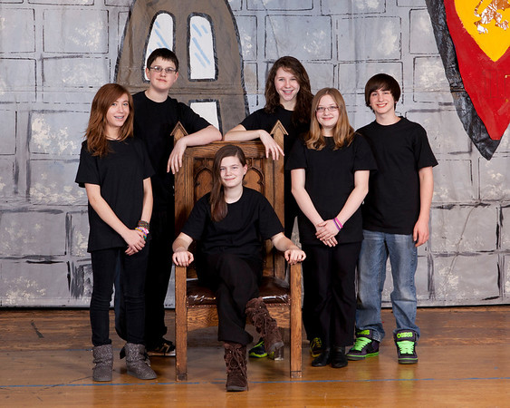 Macbeth - SA Middle School - 3/9/12