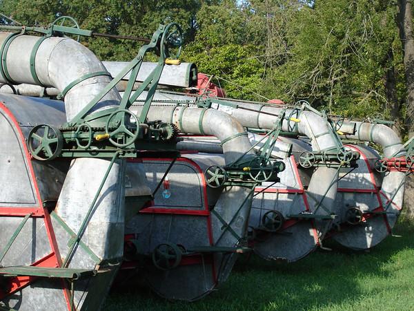 Hedtke Auction Pics Davis Junction, IL  August 2005
