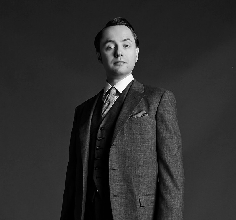 . Pete Campbell (Vincent Kartheiser) - Mad Men - Season 6.  (Photo by Frank Ockenfels/AMC)