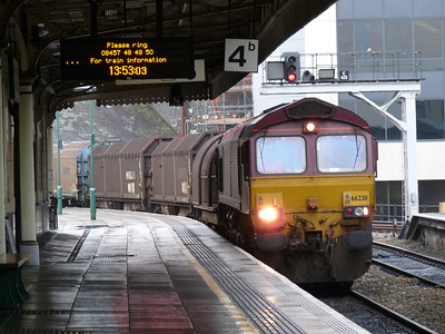 Bath, Bristol, Newport & Cardiff Central (15-01-2010)