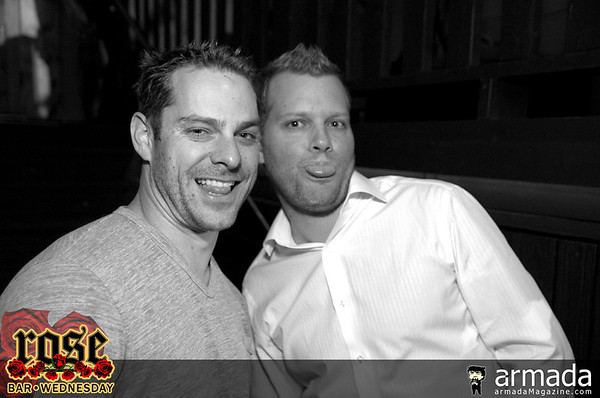 Rose Bar Wednesdays - 10.16.2013
