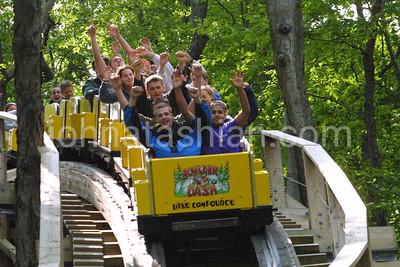 Lake Compounce Amusement Park - May 31, 2001