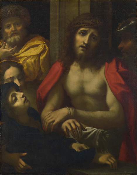 Christ presented to the People (Ecce Homo)
