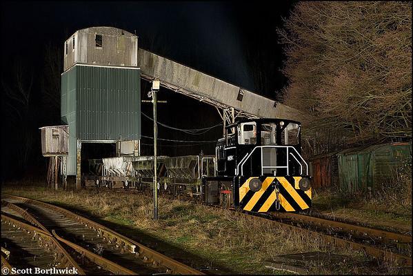 Industrial Locomotives: EMRPS Photo Charters