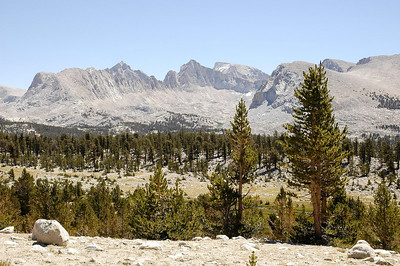 8/18/2005 - Mt. Whitney Hike : Day 6