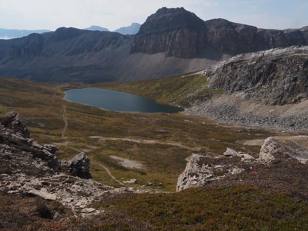 Helen Lake and Above - Aug. 29, 2015