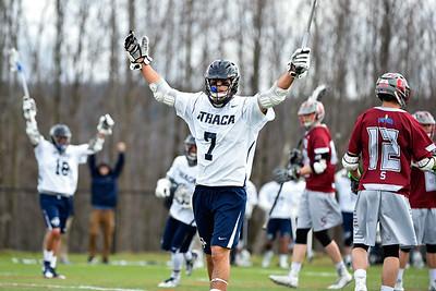 NCAA MLax: Stevens at Ithaca; 4/2/16