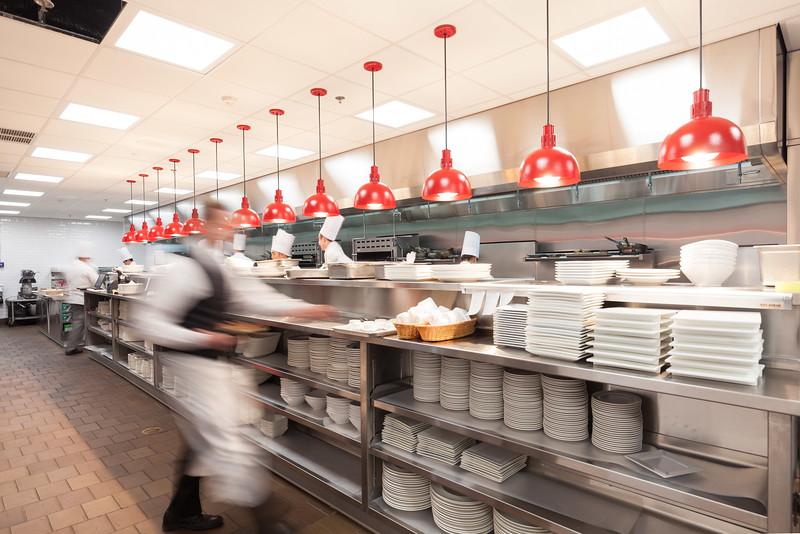 American Bounty Restaurant kitchen and Tavern