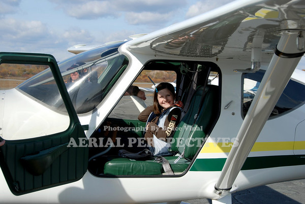 Fitchburg Airport Young Eagles 10/30/10