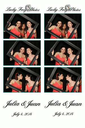 Julia & Juan Wedding