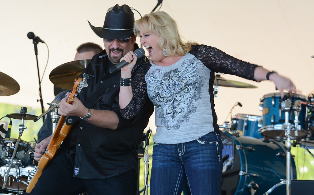 . Monica Robins and the Ninja Cowboys will perform Aug. 17 at the Rockin\' on the River summer concert series at the Black River Landing in Lorain. For more information, visit rockinontheriver.com. (photo credit: Morning Journal file)