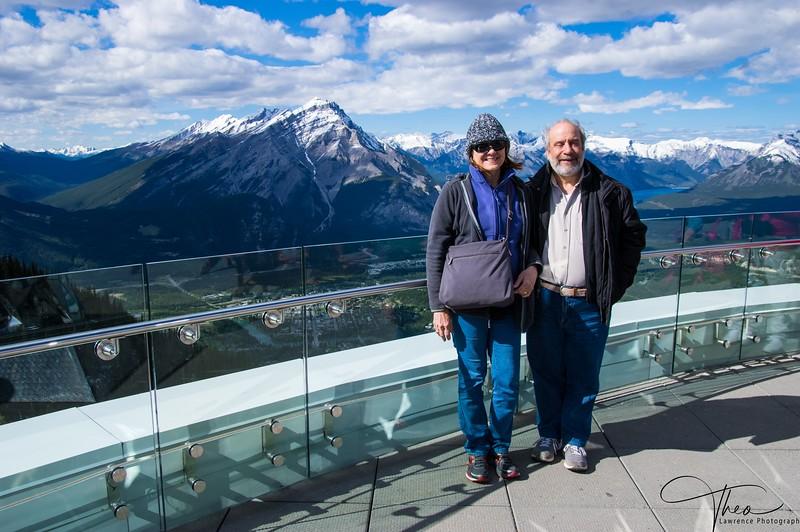 Banff Gondola Peak