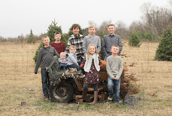 Johnson Family Session