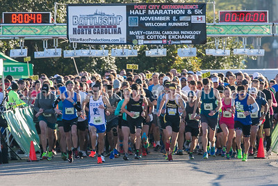 2016 Battleship half-marathon (NOT FOR SALE)