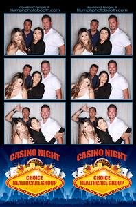 7/22/21 - Choice Healthcare Group Casino Night