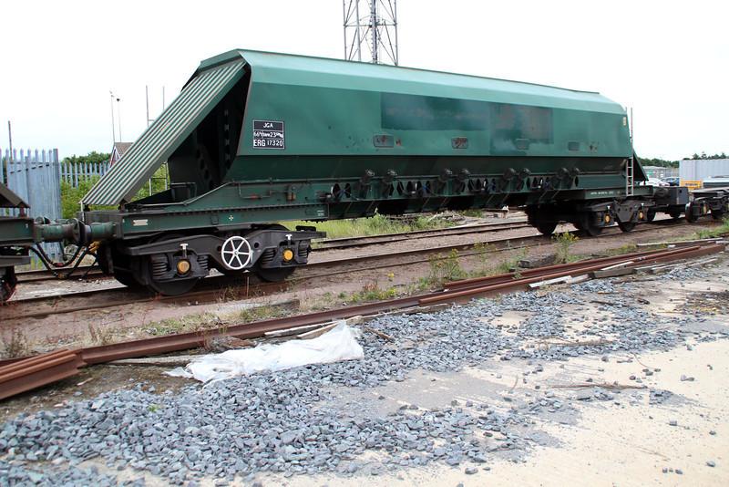 JGA 17320 at Peterboro GBRF 10/08/13.