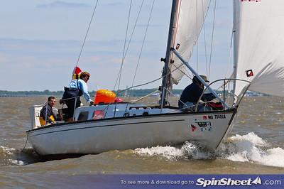 2011 Annapolis NOOD - Fleet 2
