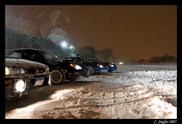 MNSubaru Snowed Lots 1
