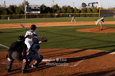CCS HS Baseball at Casady, March 2