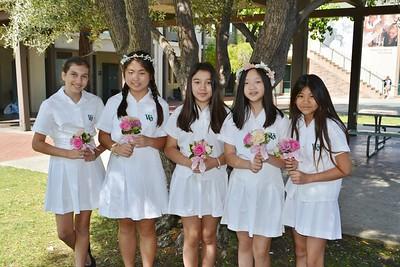 Westridge 6th-Graders Enjoy Recognition Ceremony