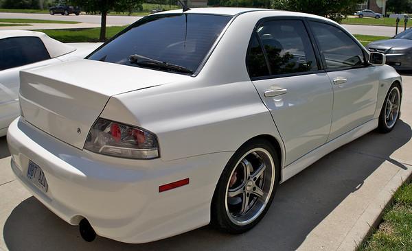 2006 Mitsubishi EVO