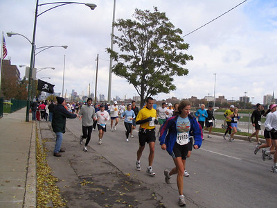 Chicago Marathon 2006