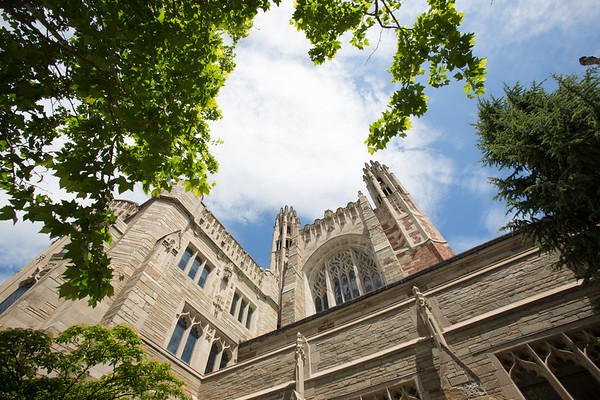 Images of Yale Law School