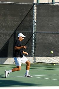 2019 Men's Tennis Practice