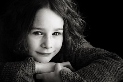 Sample Child Portrait