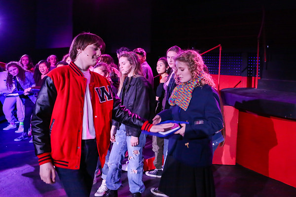 WP Theatre Heathers - Mixed cast and scenes