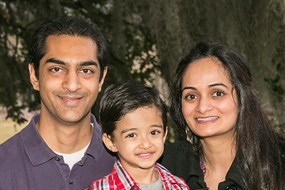 Rupal Amin and Family - Jan 11, 2015