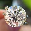3.86ct Old European Cut Diamond GIA K VS2 29