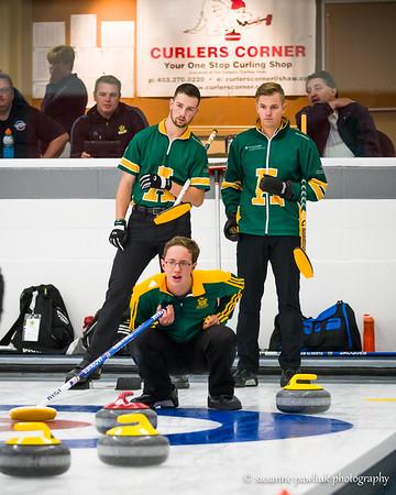 Curlers' Corner Classic Jr. Bonspiel Calgary