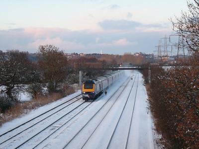 Cardiff Snow (18-12-2010)
