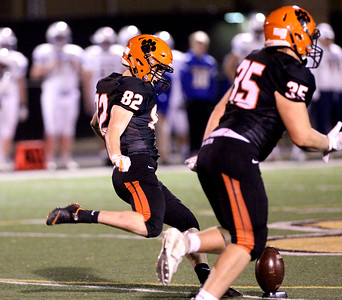 Wheaton North vs Wheaton Warrenville South 10/4/19