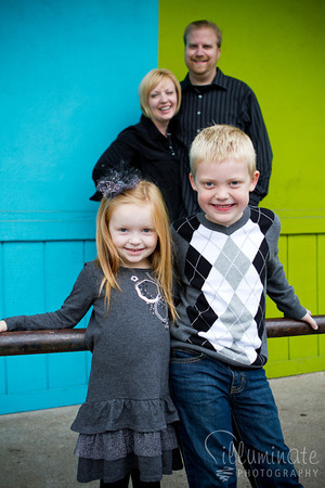 The Huff Family - November 19, 2011