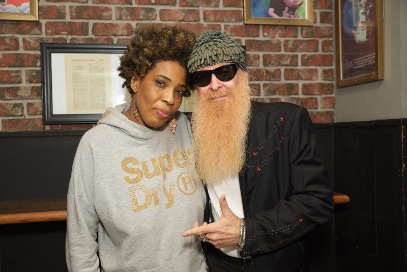 Billy Gibbons Speakeasy Meet & Greet