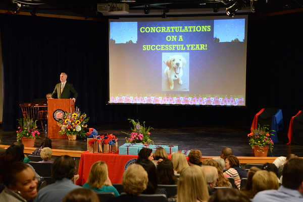 End-of-the-Year Faculty Assembly/Awards