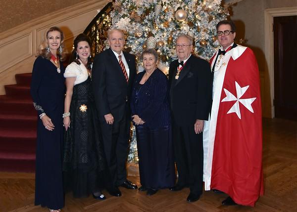 Dec 5, 2015 The Order of St John of Jerusalem Knights Hospitaller Holiday Gala