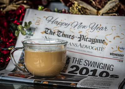 New Years Morning Coffee | Jan 2020