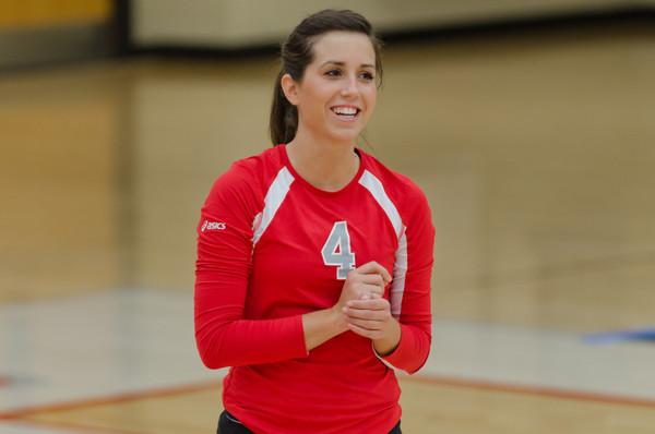 10/3/12 Volleyball vs. Goshen