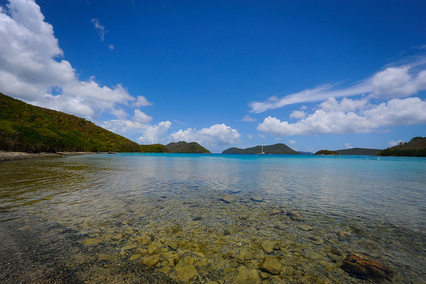 St. John, USVI and BVI Vacation 2012